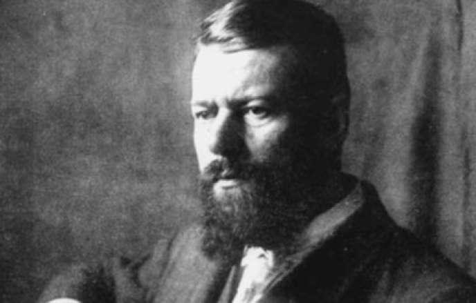 Max Weber, vers la fin du XIXe siècle.