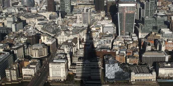 En 2013, les ressortissants étrangers ont raflé la moitié des ventes de biens immobiliers à Londres.