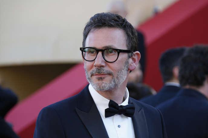 Le réalisateur Michel Hazanavicius (ici au 66e Festival de Cannes, le 17 mai 2013) a fait partie de la trentaine d'experts qui ont suivi les travaux menés par René Bonnell.