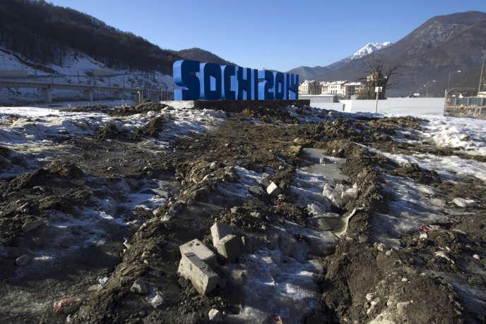 Le site de Sotchi.
