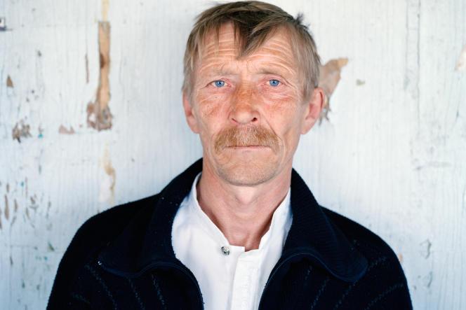 Ivan Kharchenko, ouvrier sur le site olympique en 2010. Après trois mois sans salaire, il a réclamé son dû. Il a été viré.