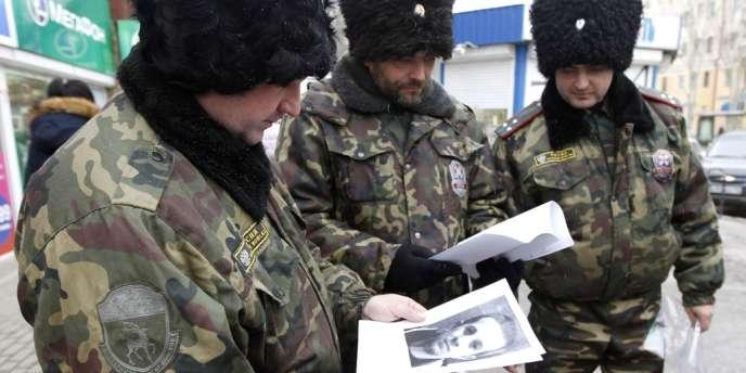 Les autorités russes ont mis en place un vaste dispositif antiterroriste autour de la ville de Sotchi, hôte des Jeux olympiques d'hiver, depuis les attentats de Volgograd, fin décembre.