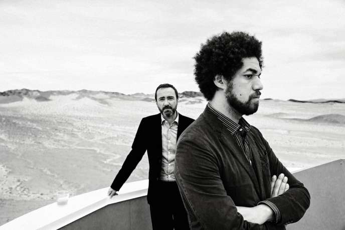 James Mercer et Danger Mouse (Brian Burton) alias les Broken Bells.