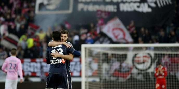 Le Marseillais André-Pierre Gignac a encore marqué dimanche face à Evian.