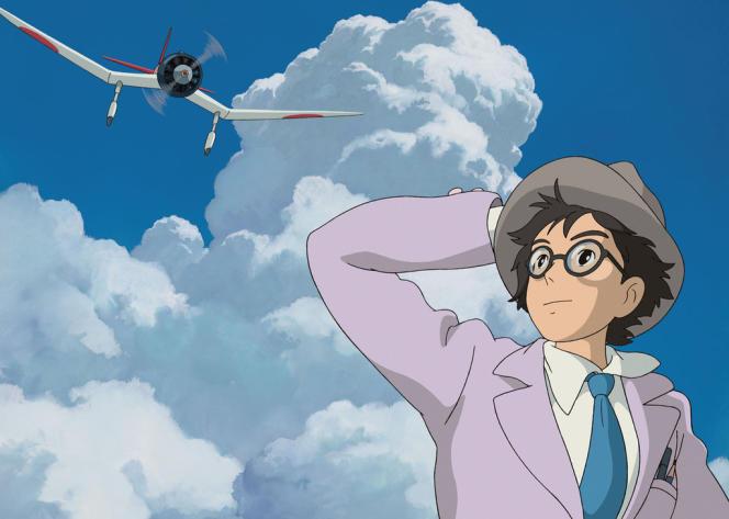 Le maître de l'animation japonaise, qui a annoncé sa retraite le 1er septembre à la Mostra de Venise, consacre son dernier film au concepteur du fameux Zero, utilisé notamment par les kamikazes.