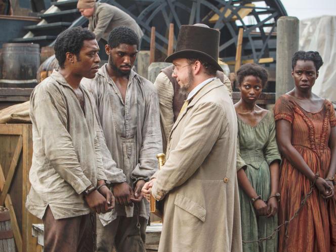 Chiwetel Ejiofor dans le film anglo-américain de Steve McQueen,