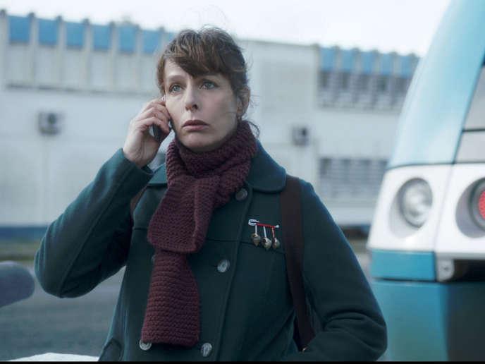 Karin Viard dans le film français de Sólveig Anspach,