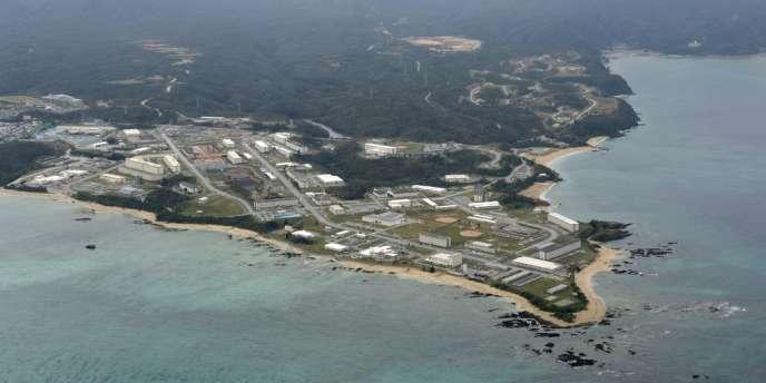 Au sud de l'île d'Okinawa au Japon, en décembre 2013.