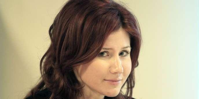Anna Chapman en 2010.