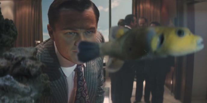 Leonardo DiCaprio dans