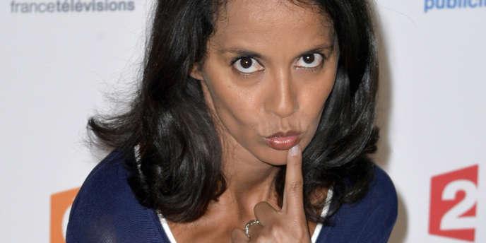 L'humoriste Sophia Aram en août à Paris.