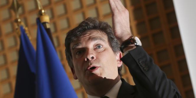 Le ministre du redressement productif s'en est pris à la politique de la Commission européenne en matière d'aides publiques, qu'il juge destructrice pour l'industrie européenne.