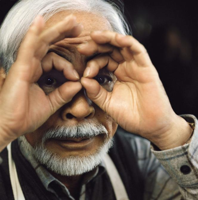 «Je suis un homme du XXesiècle,je n'aurais rien voulu avoir à faire avec leXXIe», explique Hayao Miyazaki.