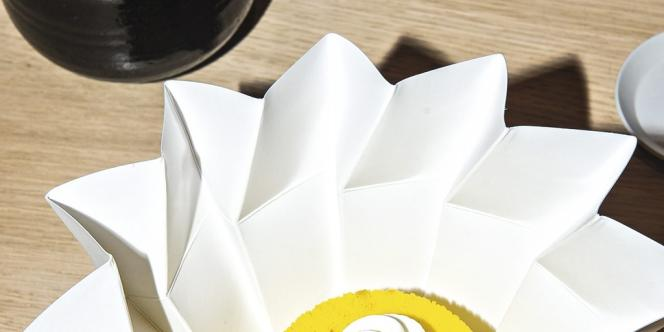 Les plats du chef étoilé Okuda (1), les soins de beauté de l'institut Yuzuka (2), les génoises de la pâtisserie Ciel (3), les  thés rares de la  boutique Kakegawa (4)... Des plaisirs raffinés pour une plongée sensorielle dans  le monde japonais. -