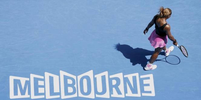 Cinq fois victorieuse à Melbourne (2003, 2005, 2007, 2009, 2010), Williams y a déçu ses trois dernières années.