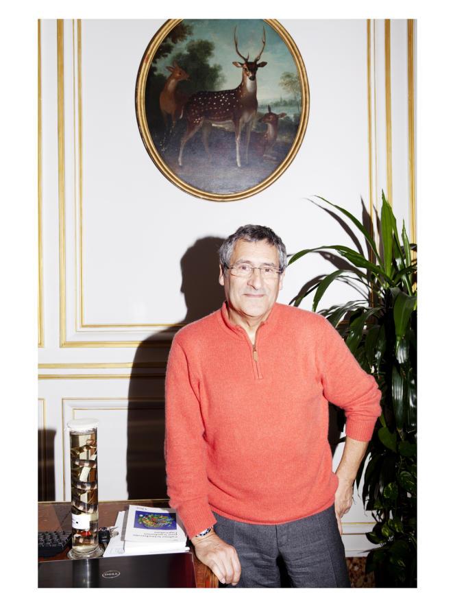 Gilles Boeuf.