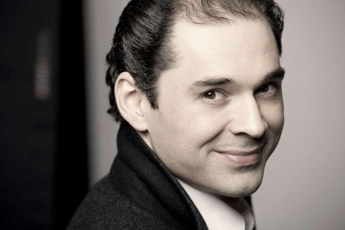 Le chef Tugan Sokhiev, nommé à la direction musicale du Bolchoï,le 20 janvier 2014.