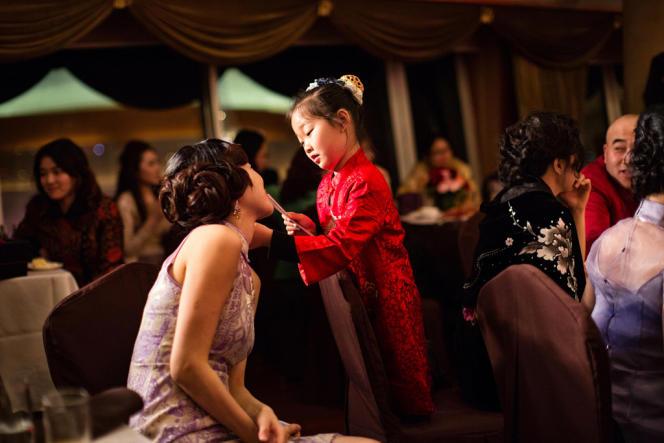 Un établissement très select de Pékin, où les élites chinoises et internationales se retrouvent pour faire affaire.