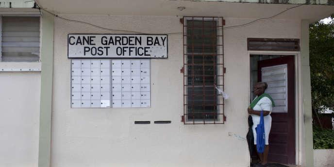 Les îles Vierges britanniques abritent de nombreuses boîtes postales pour des entreprises internationales.