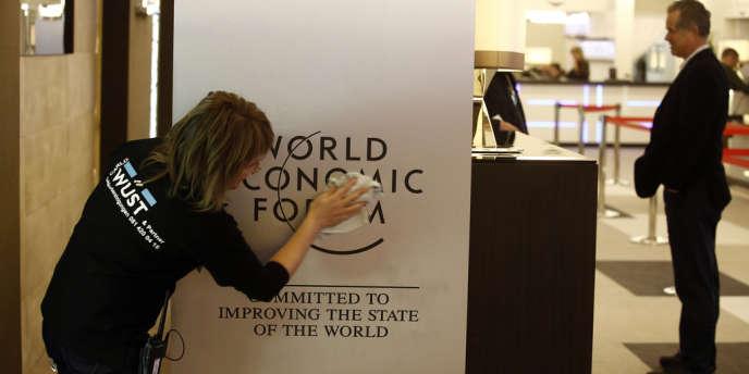 Cette année, 2 500 participants se rendront dans la station des Grisons pour participer au Forum économique mondial.