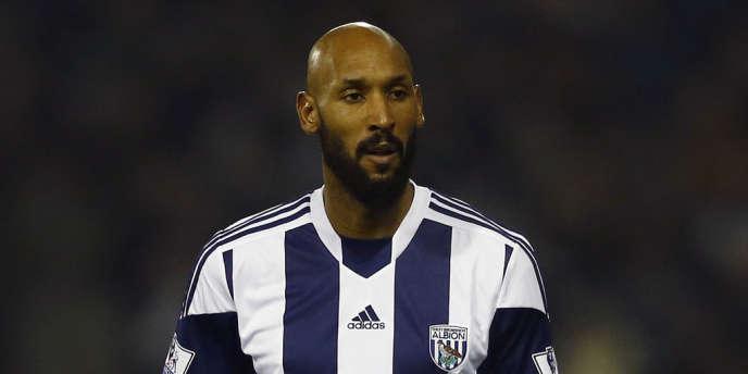 Nicolas Anelka, mis en accusation par la Fédération anglaise de football après la «quenelle» qu'il a faite le 28décembre2013, répète qu'il n'est «ni raciste ni antisémite».