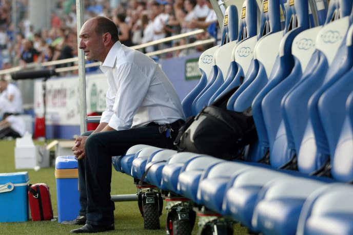Pierre-Marie Geronimi, président du sporting club de Bastia.