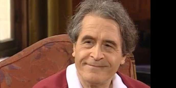Pierre Charras reçu en 2006 par Olivier Barrot dans l'émission