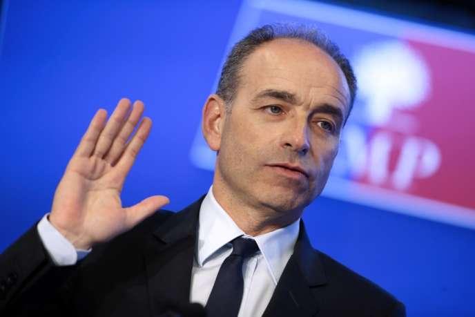 Jean-François Copé, président de l'UMP, le 23 janvier 2014.