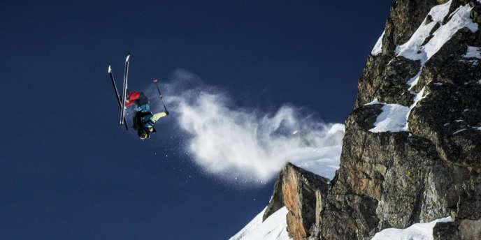 Le freeride, la branche du ski la plus extrême.