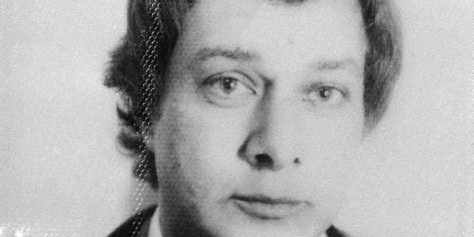 Photo d'identité de l'ex-truand Michel Ardouin, datée du 18 avril 1986.