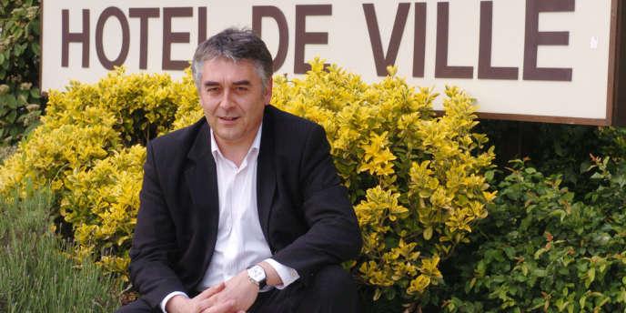 Le maire Gilles Bourdouleix à Cholet en 2006.