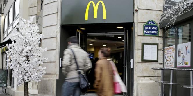 La filiale française de McDonald's est soupçonnée d'avoir soustrait 2,2 milliards d'euros de chiffre d'affaires au fisc français.