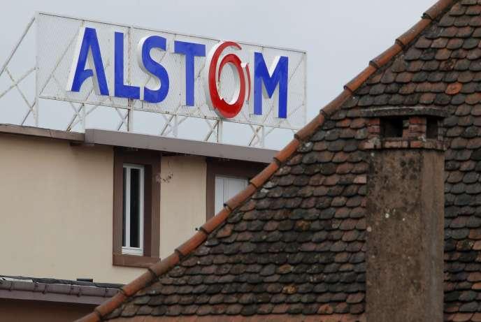 L'usine Alstom de Reichshoffen, en janvier 2014. L'enquête doit permettre de déterminer si le projet d'acquisition, par General Electric, des activités d'Alstom relatives à l'énergie est conforme au règlement de l'Union européenne.