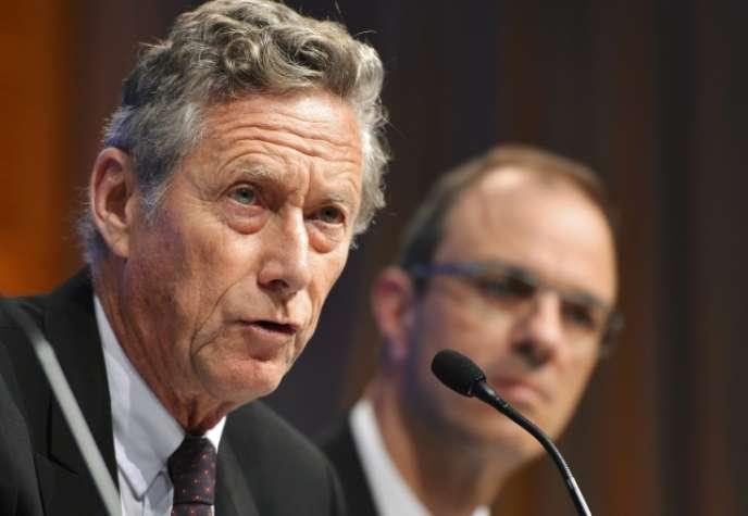 Olivier Blanchard, ancien économiste en chef du Fonds monétaire international.