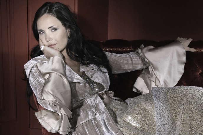 La soprano bulgare Sonya Yoncheva.