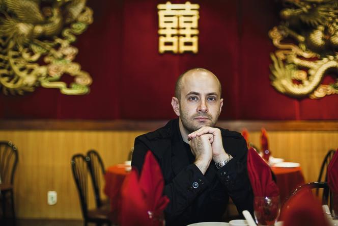 Yevgeniy Fiks à New York, le 12 juin 2010.