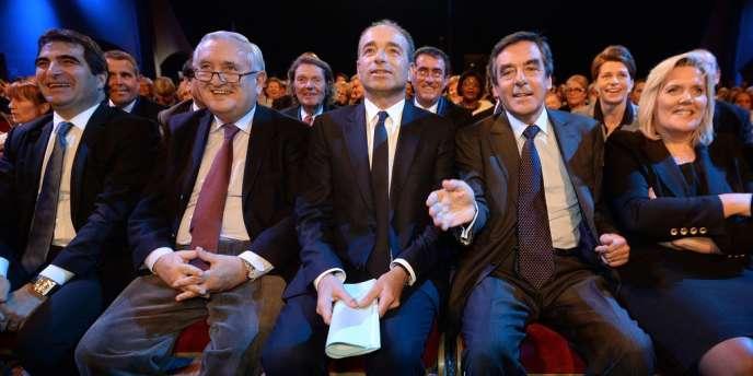 Depuis l'élection controversée pour la présidence du parti en 2012, l'UMP peine à retrouver son unité.