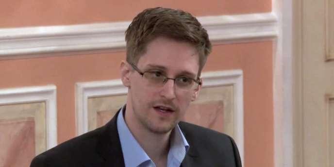 Aujourd'hui réfugié en Russie, Edward Snowden a répondu aux eurodéputés vendredi 7 mars par mail.