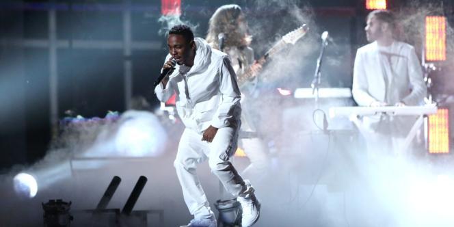 Kendrick Lamar était nommé dans sept catégories, dont révélation de l'année, album de l'année ou encore meilleur album rap.