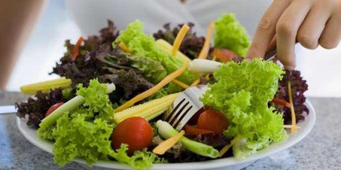 L'orthorexie consiste à passer des heures à éplucher le contenu de son assiette.