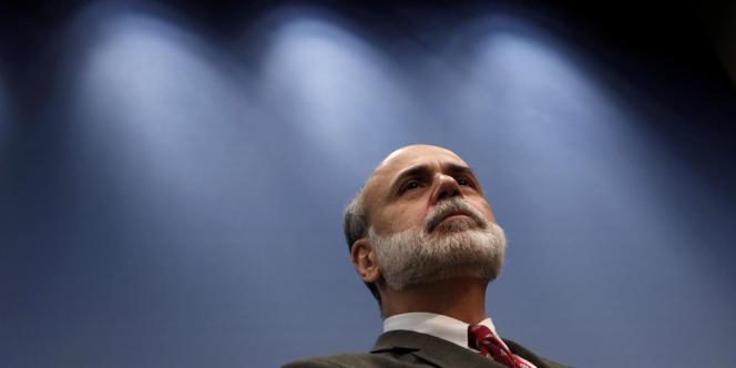 Ben Bernanke, le 15 septembre 2009, à Washington.