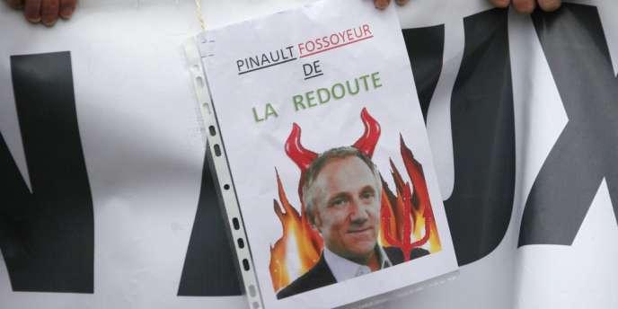 Les résultats de Kering (ex-PPR) ont été très affectés par la cession de La Redoute.