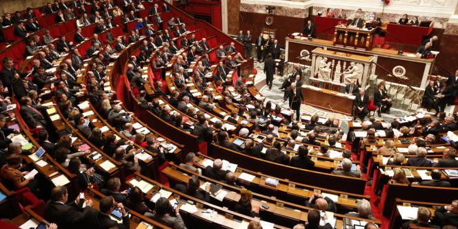 Les députés ont adopté le projet de loi de finances rectificative 2014 le 9 décembre.