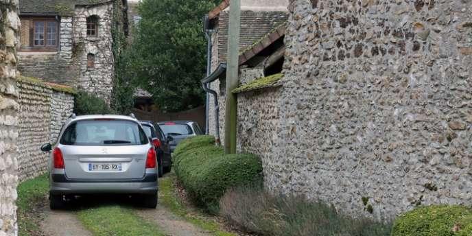 La somme a été saisie au domicile de Dieudonné M'bala M'bala près de Dreux, en Eure-et-Loir, mardi28janvier.
