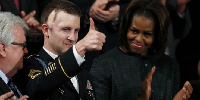 Cory Remsburg, blessé en Afghanistan, a été qualifié de