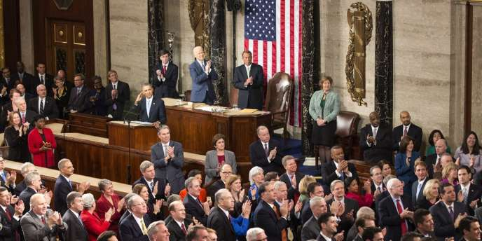 Barack Obama a rendu hommage à Cory Remsburg, un sergent mutilé par une mine en Afghanistan.