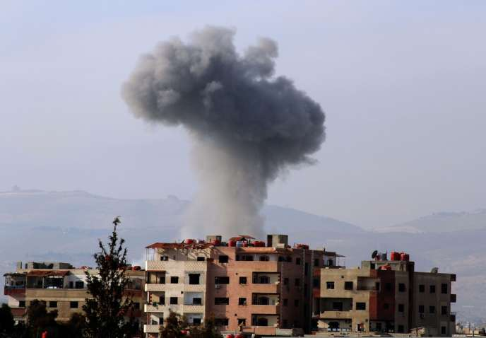 Human Rights Watch accuse le gouvernement syrien