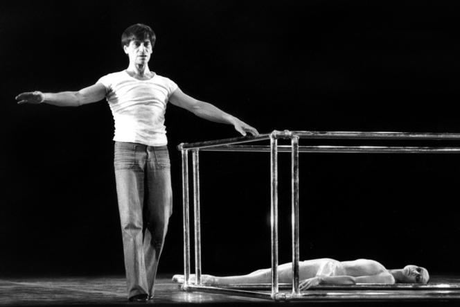 Jean Babilée et Elisabeth Platel dans le ballet
