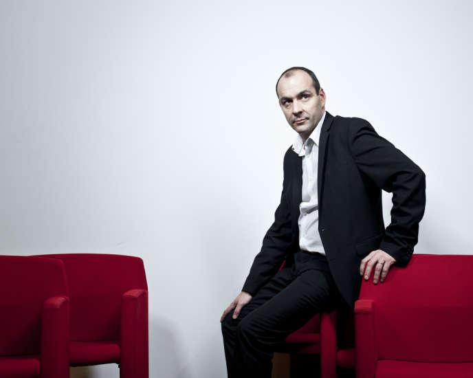 Laurent Berger, secrétaire général de la CFDT, en janvier 2013.