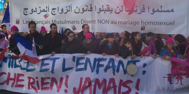 La Manif pour tous du 2 février à Paris